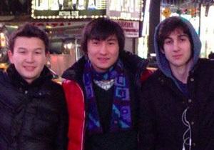новости США - Бостон - взрыв в Бостоне - теракт в Бостоне - Полиция Бостона задержала двух студентов из Казахстана по подозрению в совершении теракта