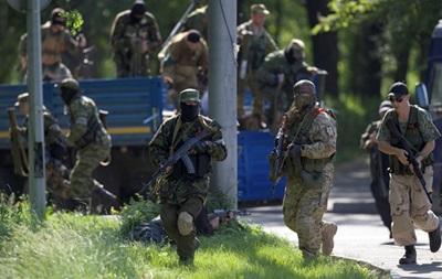 В Донецке прекращен бой с террористами - пресс-служба АТО