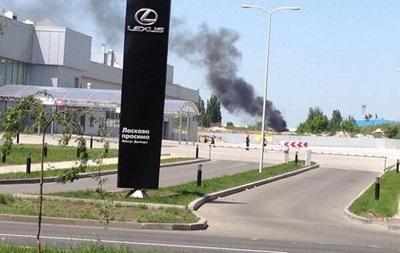 Аэропорт Донецка контролируют украинские силовики – Аваков