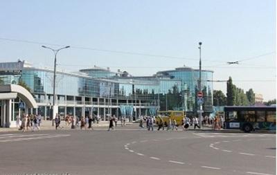 Вокзал Донецка работает в штатном режиме