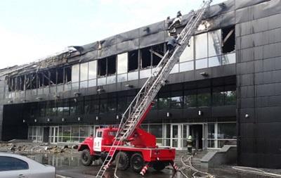 Пострадавшую от пожара Арену Дружба обещают восстановить за три месяца