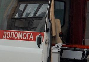 В Запорожской области в цирке-шапито во время представления упала трибуна для зрителей