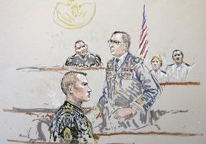 Американского военного признали виновным в убийстве мирных афганцев