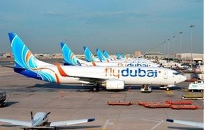 Flydubai в июне-июле не будет летать из Донецка в Дубай