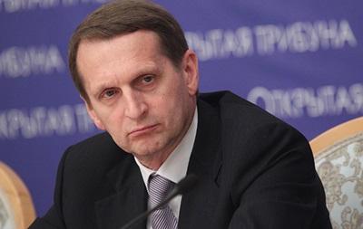 Спикер Госдумы призвал провести срочные консультации с участием РФ в ПАСЕ по Украине