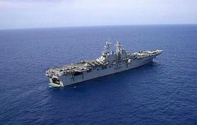 США направили десантный корабль в Средиземное море из-за ситуации в Ливии