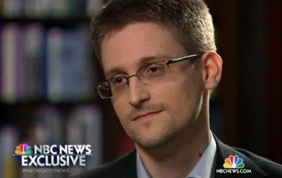 Сноуден назвал себя профессиональным шпионом