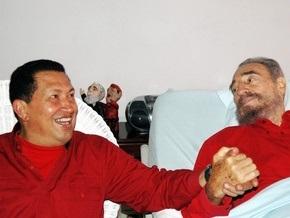 Мексиканские СМИ сообщают об ухудшении здоровья Фиделя Кастро
