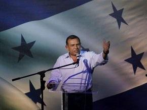 На президентских выборах в Гондурасе побеждает кандидат от оппозиции