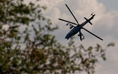 В районе донецкого аэропорта работает авиация – очевидцы