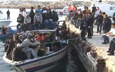 С начала года в Италию прибыло около 40 тысяч нелегальных мигрантов