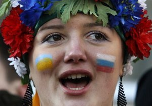 Опрос: Россияне стали лучше относиться к Украине
