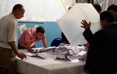 В Египте завершились выборы президента