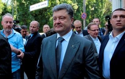 Порошенко настроен на переговоры с российским руководством