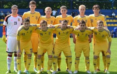 Матч Украина - Латвия