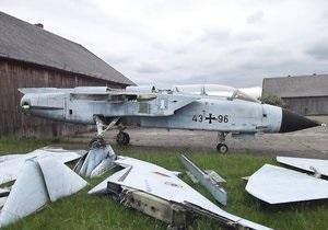 Бундесвер выставил самолеты, огнеупорные трусы и русское серебро на интернет-аукцион