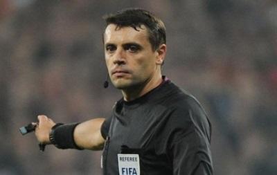 Украинский арбитр назначен на матч отбора молодежного Евро-2015