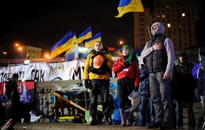 Студенты проведут акцию ко дню разгона Майдана