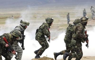 В Турции начались масштабные военные учения
