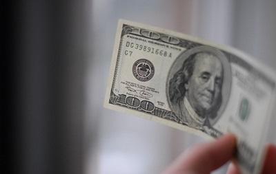 Доллар на межбанке подешевел до 11,85 грн