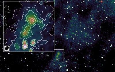 Астрономы нашли рядом с Млечным Путем галактику-загадку