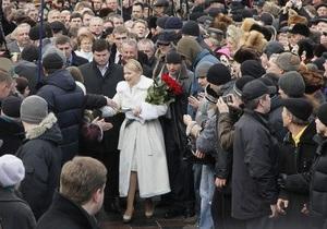 Фотогалерея: Позиция – оппозиция. Тимошенко снова при должности