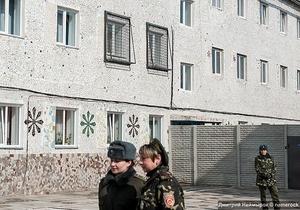 Пенитенциарная служба: Тимошенко отказалась от осмотра судмедэкспертом