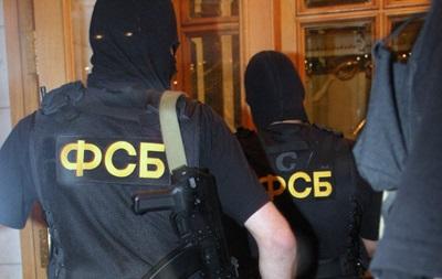 В Крыму сотрудники ФСБ задержали членов Правого сектора