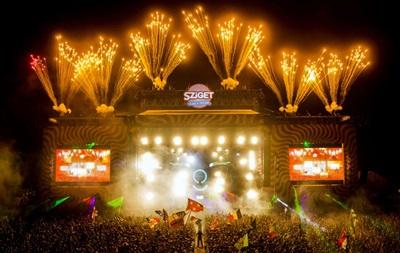В Венгрии пройдет музыкальный фестиваль Sziget