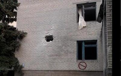 В Славянске обстреляли детскую городскую больницу - соцсети