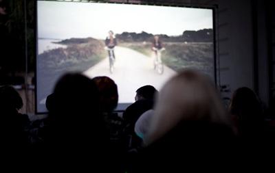 Велосипедный кинофестиваль Ровер