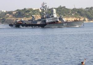 Украина и Россия продлили срок пребывания ЧФ РФ в Крыму на 25 лет