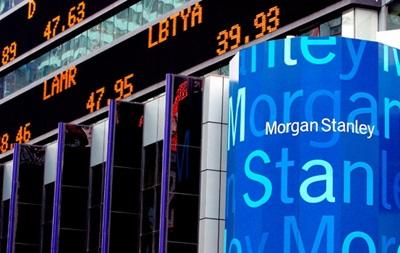 Инвесторы Morgan Stanley сократили вложения в Россию на треть
