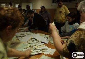 Леся Оробец требует возбудить уголовное дело против главы черкасской ОИК № 194