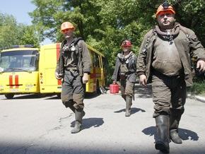 Названа предварительная причина аварии на шахте в Донецке
