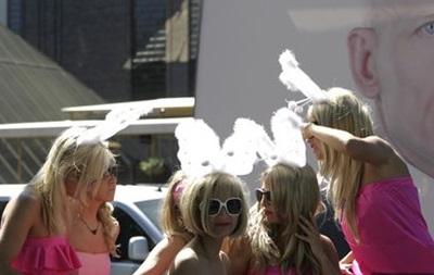 В центре Одессы пройдет парад блондинок