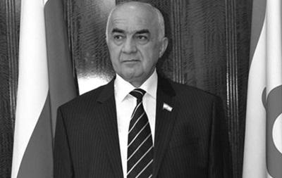 Умер глава парламента Ингушетии