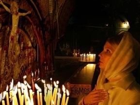 Тимошенко поздравила страну с Рождеством