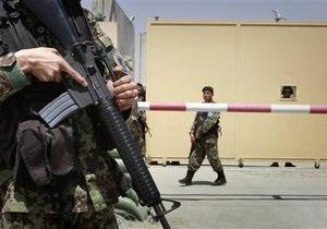 Жертвами перестрелки в аэропорту Кабула стали восемь военнослужащих НАТО