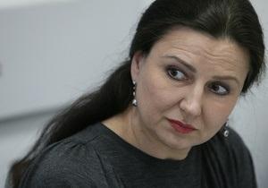 Богословская: Сторонники Тимошенко создают атмосферу шабаша и истерии