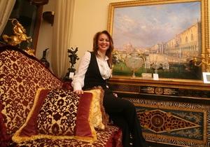 Корреспондент узнал, как оформляют свои дома украинские богачи