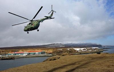 Следствие рассматривает две версии крушения вертолета под Мурманском