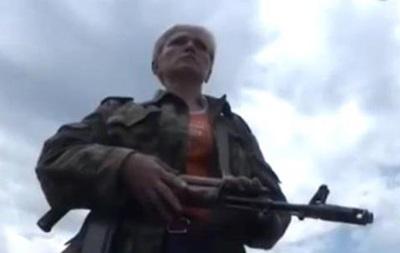 На Луганщине организован женский блокпост