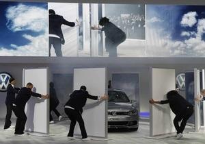Фотогалерея: Мировые премьеры автосалона в Детройте