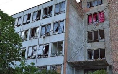 В Славянске снова бои, есть пострадавшие - соцсети