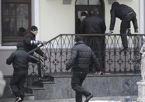 Lb.ua: Милиция задержала двух участников вооруженной потасовки в центре Киева