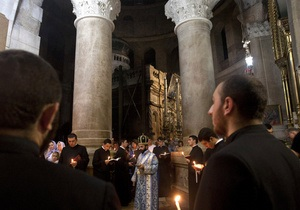 РПЦ: после переговоров с патриархом Кириллом власти Израиля списали долги храма Гроба Господня