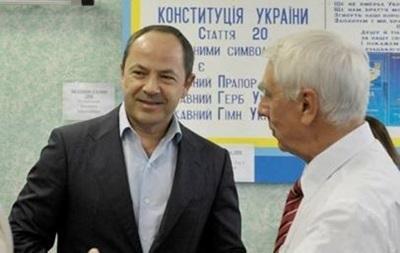 Тигипко поблагодарил сторонников за поддержку на выборах