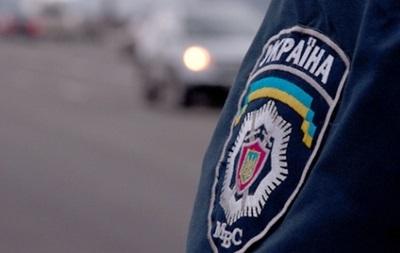 В центре Киева проводятся взрывотехнические работы