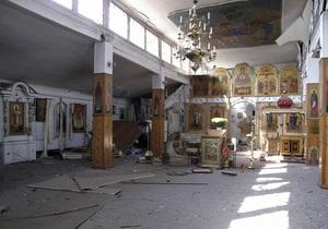СМИ: Подозреваемый во взрыве в запорожском храме отрицает свою вину
